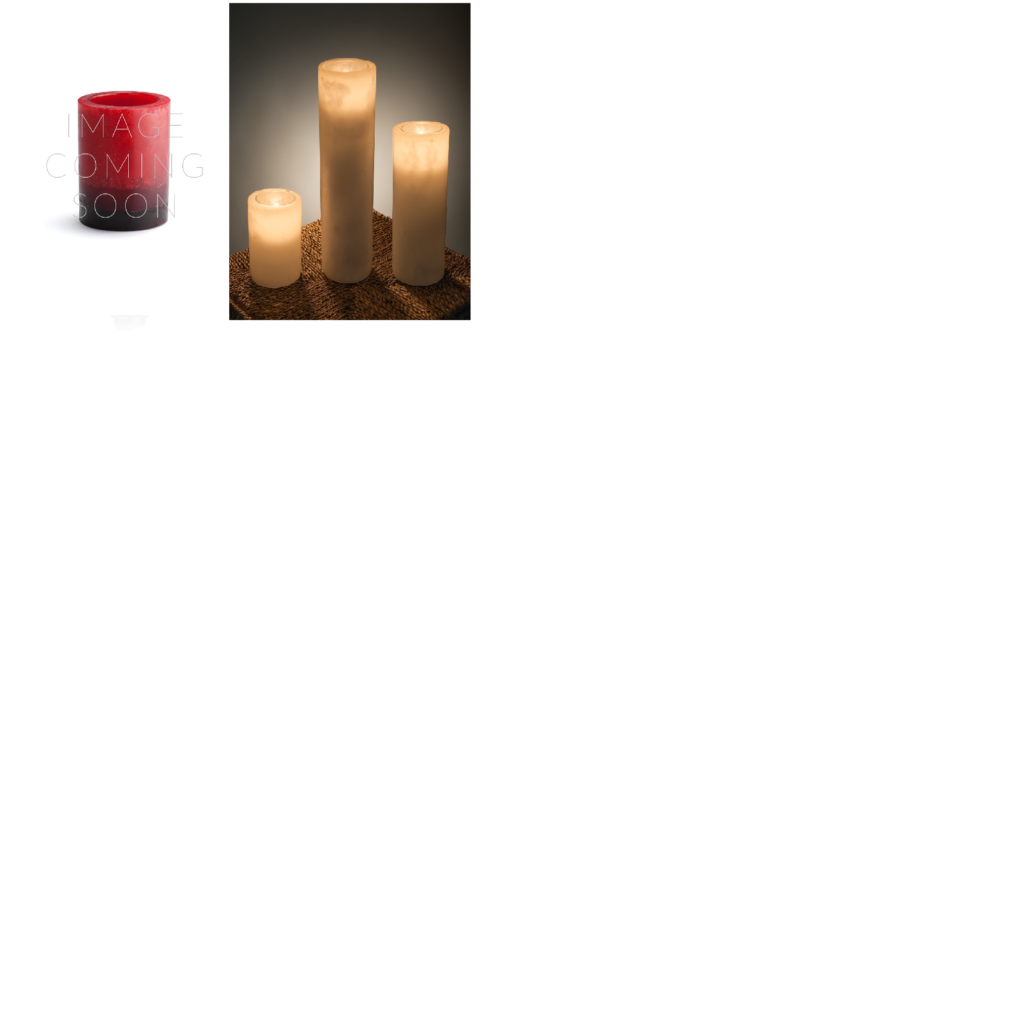 Luminary Triple Color Red - 3x3